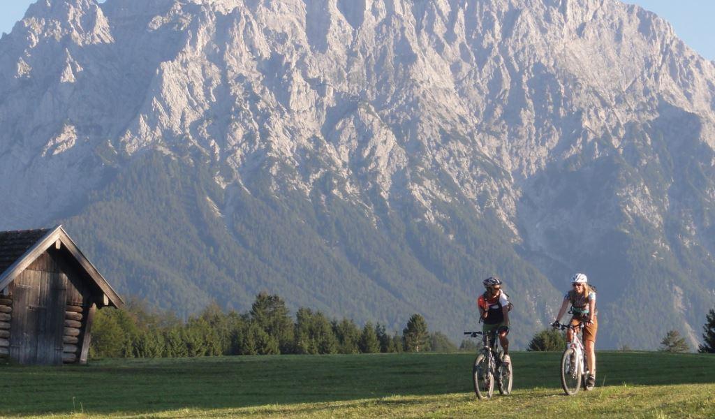 2. Etappe, Seefeld - Stubaital<br>46 km, 1500 Höhenmeter