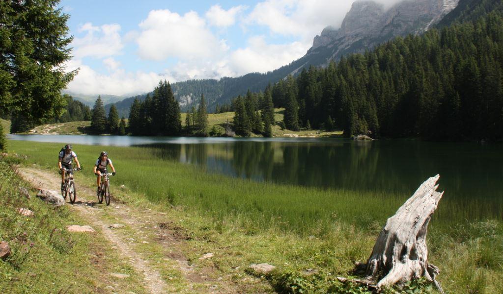 6. Etappe (west), Val di Non - Madonna di Campiglio - Ponte Arche<br>70 km, 2100 Höhenmeter