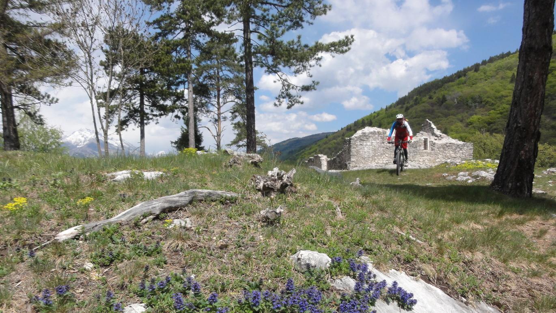 Prähistorische Ruinen bei Lundo